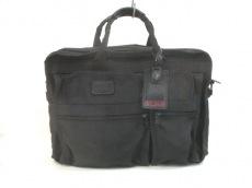 トゥミ ビジネスバッグ 2621D3 黒 TUMIナイロン×レザー TUMI