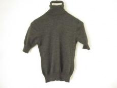 ラルフローレン 半袖セーター サイズM レディース ダークグレー