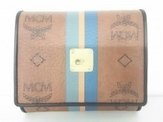 MCM(エムシーエム)/3つ折り財布