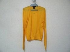 ルイヴィトン 長袖セーター サイズXL レディース美品  イエロー