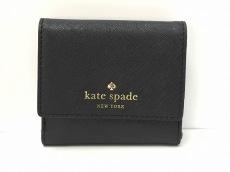 Kate spade(ケイトスペード)/Wホック財布