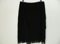 ヴィヴィアンタム スカート サイズ0 XS レディース美品  黒 フリル