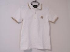 ドレストリップ 半袖ポロシャツ サイズ0 XS メンズ ラメ
