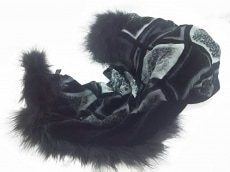 Moon Bat Fur(ムーンバットファー)/マフラー