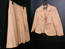 サルバトーレフェラガモ スカートスーツ サイズ44 L レディース