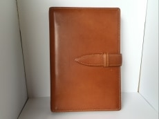 ツチヤカバンセイゾウショ 手帳 ブラウン レザー 土屋鞄製造所