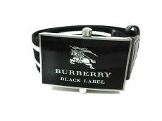 Burberry Black Label(バーバリーブラックレーベル)/ベルト