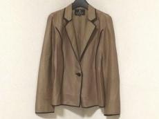 ランバンコレクション ジャケット サイズ38 M レディース美品  薄手