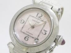 カルティエ 腕時計 パシャCメリディアンGMT W3107099 レディース