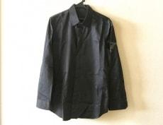 ロアー 長袖シャツ サイズ3 L メンズ 黒 ラインストーン/二丁拳銃