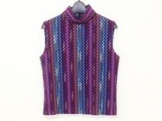 ミッソーニ ノースリーブセーター サイズ44 L レディース美品