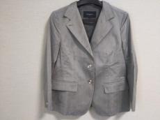 バーバリーロンドン ジャケット サイズ40 L レディース美品  グレー