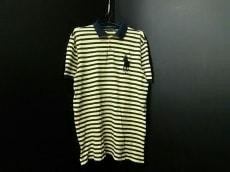 ポロラルフローレン 半袖ポロシャツ サイズL メンズ ビックポニー