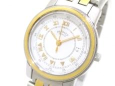 HERMES(エルメス) 腕時計 - レディース 白
