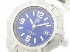 タグホイヤー 腕時計 プロフェッショナル200 WN1312-1 ブルー