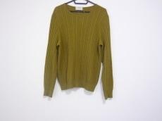 CELINE(セリーヌ) 長袖セーター サイズ40 M レディース カーキ