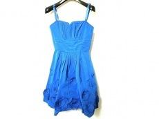 ビーシービージーマックスアズリア ドレス レディース美品  ブルー