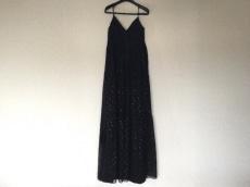 グレースクラス ドレス サイズ36 S レディース 黒 キャミワンピ
