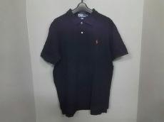 ポロラルフローレン 半袖ポロシャツ サイズL メンズ 黒