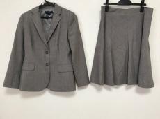バナナリパブリック スカートスーツ サイズ4P レディース 肩パッド