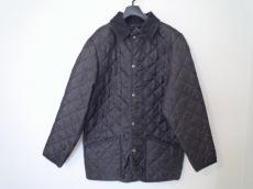 マッキントッシュ コート サイズ38 M メンズ 黒 冬物/キルティング