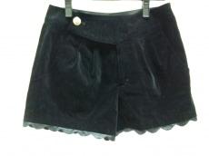 ジェーンマープル ショートパンツ サイズM レディース 美品 黒