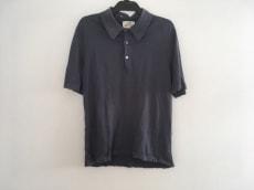 HERMES(エルメス) 半袖ポロシャツ サイズS メンズ ネイビー