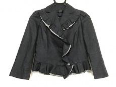 コトゥー ジャケット サイズ36 S レディース美品  ダークネイビー