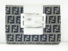 FENDI(フェンディ)/Wホック財布