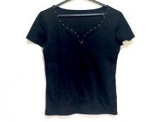 ランバンコレクション 半袖Tシャツ サイズ38 M レディース 黒