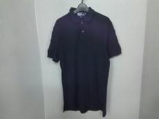 ポロラルフローレン 半袖ポロシャツ サイズM メンズ美品  黒