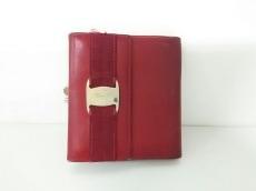 SalvatoreFerragamo(サルバトーレフェラガモ)/3つ折り財布