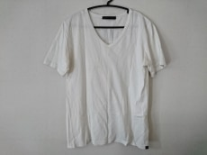 roar(ロアー) 半袖Tシャツ メンズ 白×黒