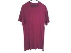 ルシアンペラフィネ 半袖Tシャツ サイズS メンズ パープル×ピンク