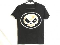 roar(ロアー) 半袖Tシャツ サイズ3 L メンズ 黒×白