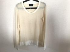ドレストリップ 長袖セーター サイズ1 S メンズ アイボリー