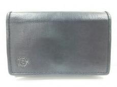ダンヒル キーケース美品  黒 6連フック/キーリング付き