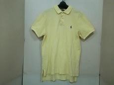 ポロラルフローレン 半袖ポロシャツ サイズM メンズ美品  イエロー