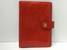 ルイヴィトン 手帳 モノグラムヴェルニ アジェンダPM R21003