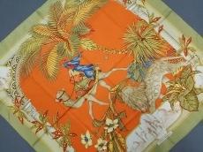 SalvatoreFerragamo(サルバトーレフェラガモ)/スカーフ