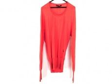 バレンシアガ 長袖セーター サイズ38 M レディース オレンジ