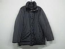 グッチ ダウンジャケット サイズ44 S メンズ美品  黒 フード収納可