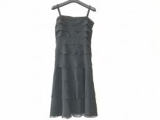 DKNY(ダナキャラン) ドレス サイズ6 M レディース美品  黒