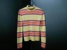 ミッソーニ 半袖セーター サイズ2 M レディース美品  タートルネック