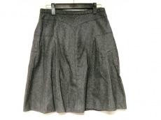 ヌメロ ヴェントゥーノ スカート サイズ44 L レディース美品  グレー