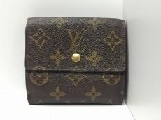 LOUIS VUITTON(ルイヴィトン) Wホック財布 モノグラム M61652