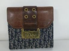ChristianDior(クリスチャンディオール)/Wホック財布