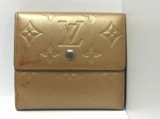 ルイヴィトン Wホック財布 モノグラムマット M65117 アンブレ