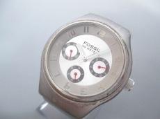 FOSSIL(フォッシル) 腕時計 JR-7958 メンズ シルバー