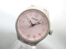 FOSSIL(フォッシル) 腕時計 AM-4294 レディース ピンク
